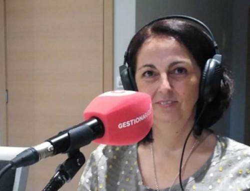 Entrevista a Ana Bartolomé en el programa En Positivo de Gestiona Radio